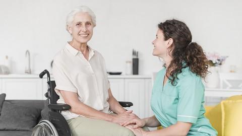 Become a Home Caregiver: Complete Home Caregiver Training