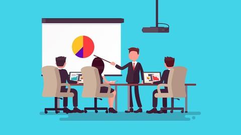 Management Consulting Presentation Essential Training Coupon
