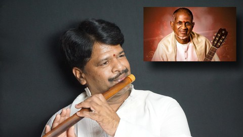 (2021) Learn Ilayaraja Tamil Hits On Carnatic Flute Vol : 1 Coupon