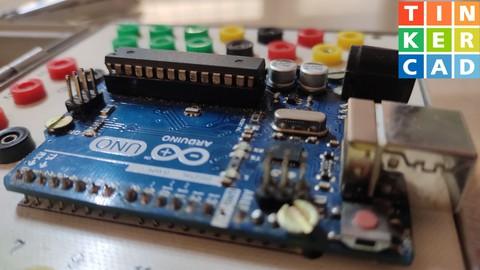 Netcurso-hands-on-arduino-using-online-platform