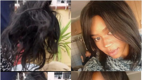 Learn how to make an old wig look new
