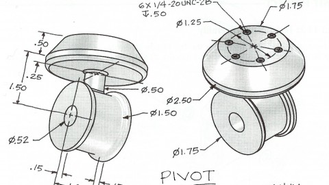 Mechanical Engineering & Drafting: Sketch to Success!