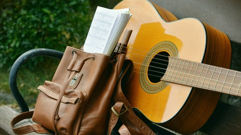 Mini Guitar Course For Starters