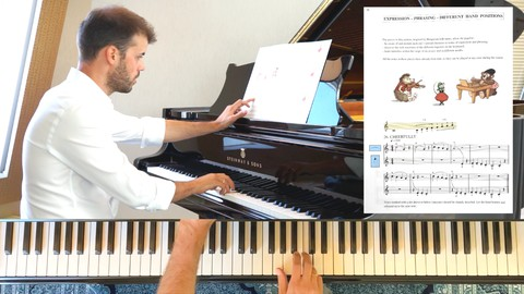 Piano lessons for beginners with a world class pianist. Coupon