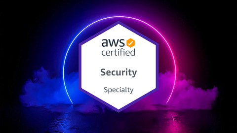 Image for course AWS Certified Security Specialty Practice Exams Latest 2021