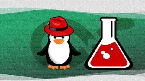 Redhat Enterprise Linux 8 admin II - RH-134