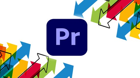 Image for course Adobe Premiere Pro CC Video Editing Course Beginners To Pro