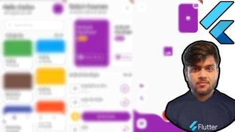 Netcurso-online-course-seller-app-ui-from-scratch-in-flutter