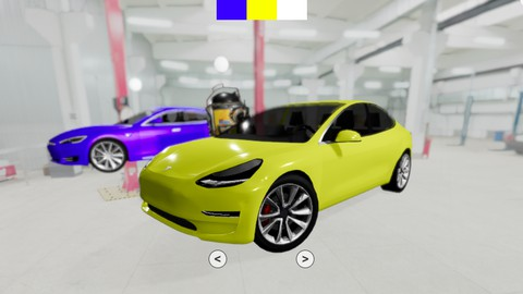 Learn Three.js using React: Build a 3D Tesla Workshop 2021 Coupon