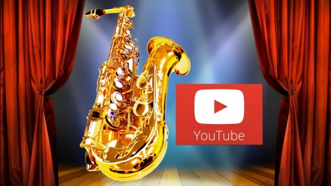 Sax From Scratch: YouTube and Stage Performing - Resonance School of Music