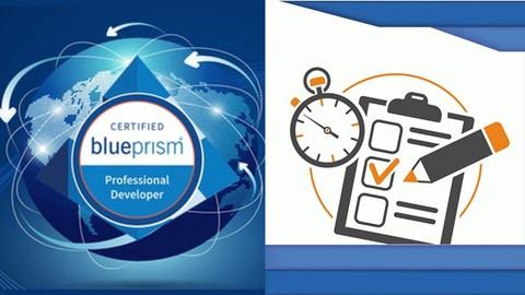 Blue Prism Certified Developer Exam --> Practice Test 2021