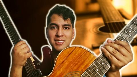 Aprende a tocar Guitarra desde cero Coupon