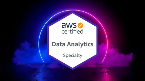 Image for course AWS Certified Data Analytics - Specialty Practice Exams 2021