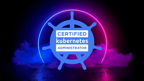 Image for course Certified Kubernetes Administrator CKA Practice Exams 2021