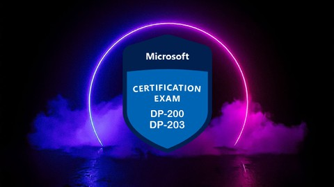 Image for course DP-200/203 Microsoft Azure Data Engineering Practice Exams