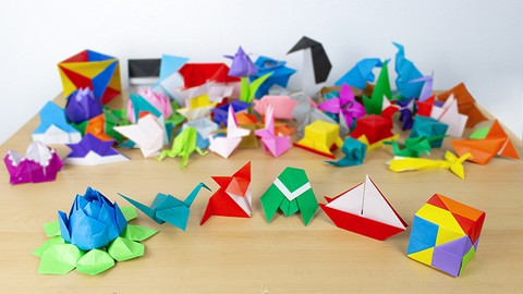 The Ultimate Origami Course - Beginner to Advanced