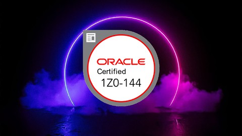 Image for course 1Z0-144 ORCL-DB 11g: Program with PL/SQL Practice Exams 2021