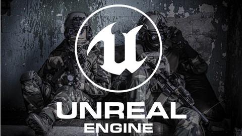Unreal Engine 5 Level Design ve Landscapes Coupon