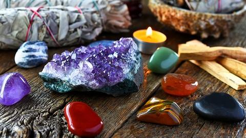 EXPLORE CRYSTAL ENERGY: Get Crystal Healing Certification!