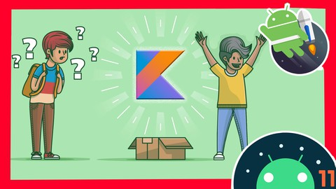 Android App Development Bootcamp with Kotlin - Masterclass Coupon