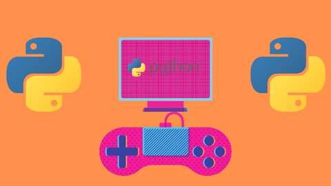 Netcurso-the-art-of-doing-video-game-basics-with-python-and-pygame