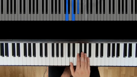 Quick Complete Piano Course For Beginners - Resonance School of Music