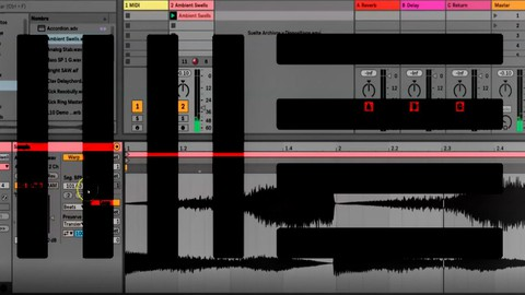 Electronic Music, Introduction to Ableton Live 10 - Resonance School of Music