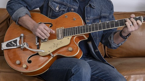 Blues Guitar and Advanced Guitar Lessons - Resonance School of Music