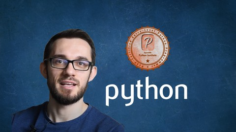 Practice Tests: Python PCEP Certified Entry-Level Programmer