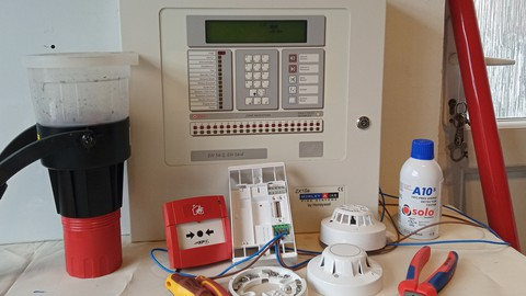 Addressable Fire Alarm System Installation Course - Online Coupon