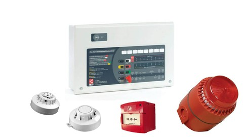 Fundamentals of Fire Alarms & Conventional Fire Panel Setup Coupon
