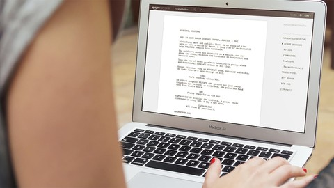 Foundations of Screenwriting: Script & Screenplay Formatting Coupon