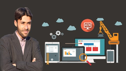 Master Classes for Web Design Course (HTML, CSS, JS, SEO) Coupon
