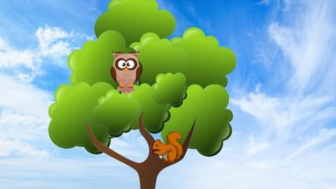 Netcurso-the-tree-incorporating-maths-english-creativity