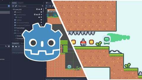 Create a Complete 2D Platformer in the Godot Engine