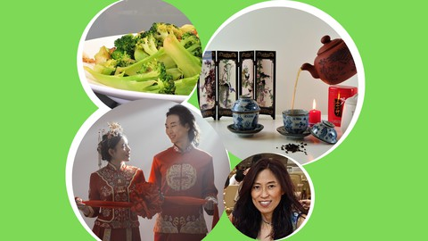 Chinese Dining Etiquette & Healthy Asian Cuisine Cooking