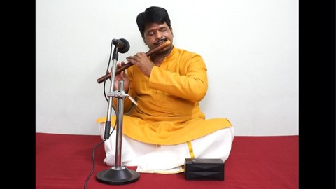 Learn Carnatic Flute | Ramadasu Keerthanams Coupon