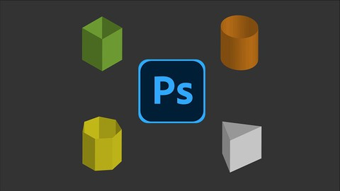 Netcurso-learn-product-design-and-modelling-with-photoshop-3d