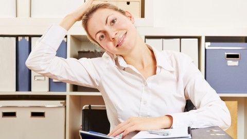 Sit Less Move More - Office Desk Exercise To Improve Posture