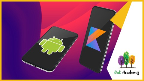 Android App Development Course with Kotlin | Android A-Z™