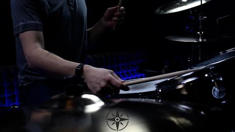 Beginner Rudiments | Single Stroke Roll | Drum Beats & Fills