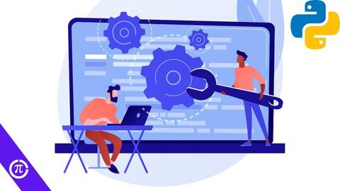 Python Programming Masterclass: Build Real World Project