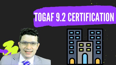 2021 Certificate TOGAF 9.2 Arquitectura Empresarial Preg. Coupon