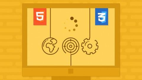 SVG & CSS Animation - Using HTML & CSS