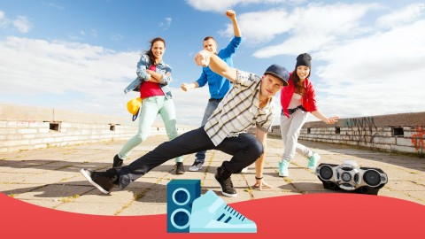 Learn How to Breakdance (Breaking)- for complete beginners