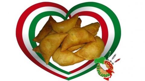 Learn to cook Italian's Panzerotti