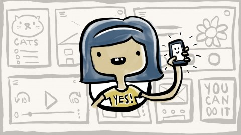 Netcurso-mobile-app-design-prototype