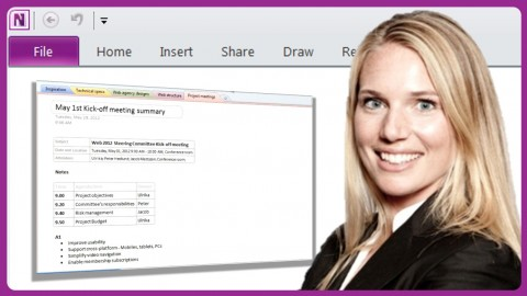 Smart and effective notes using OneNote 2010