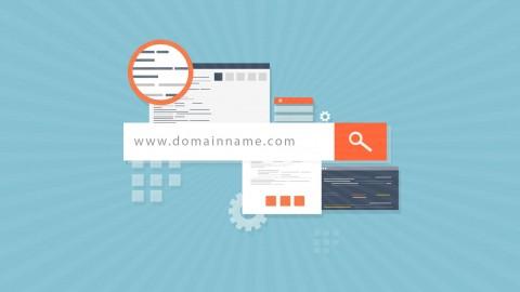 Netcurso-register-domain-setup-hosting-create-web-page