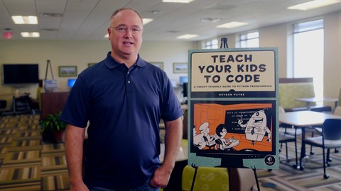 Teach Your Kids to Code: Python Course for Parents/Teachers